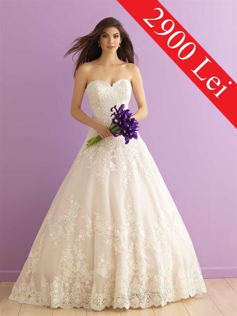 Rochie Mireasa La Reducere 2917 Best Bride