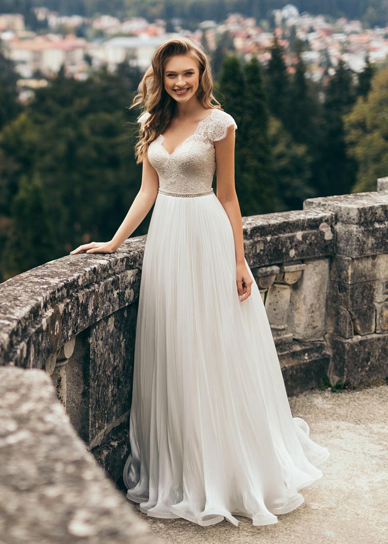 rochie mireasa din tull, rochii de mireasa din tull