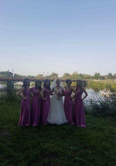 rochie de mireasa Elena