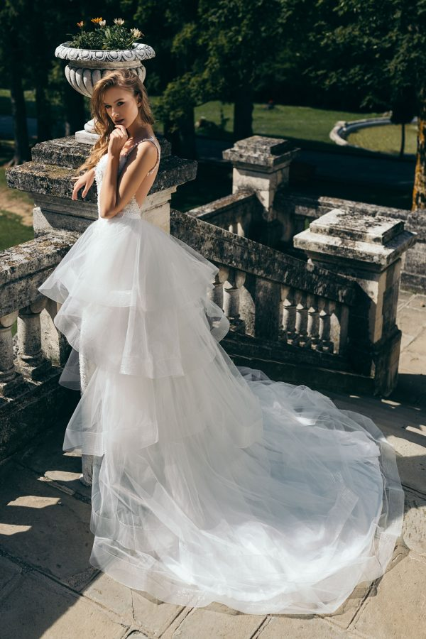 Rochie de mireasa sirena
