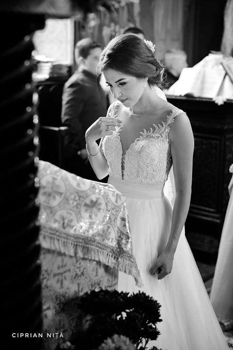rochie de miresa