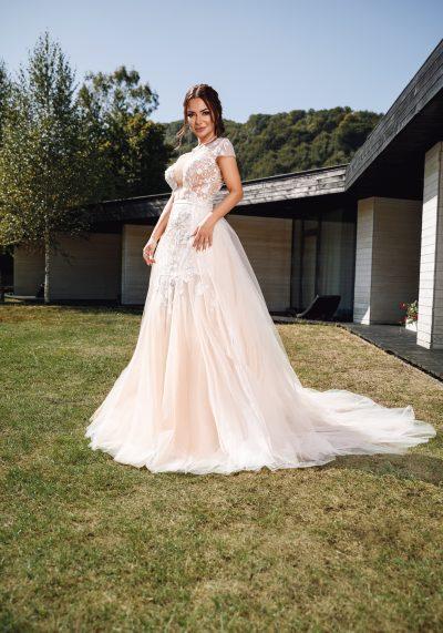 andreea antonescu rochie mireasa