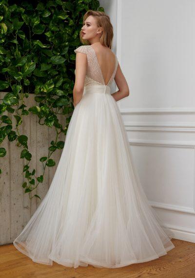 rochie de mireasa Aline