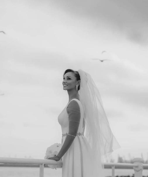 Rochie mireasa A-line