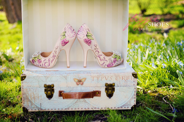 Pantofi potriviti pentru rochia de mireasa 3 modele recomandate
