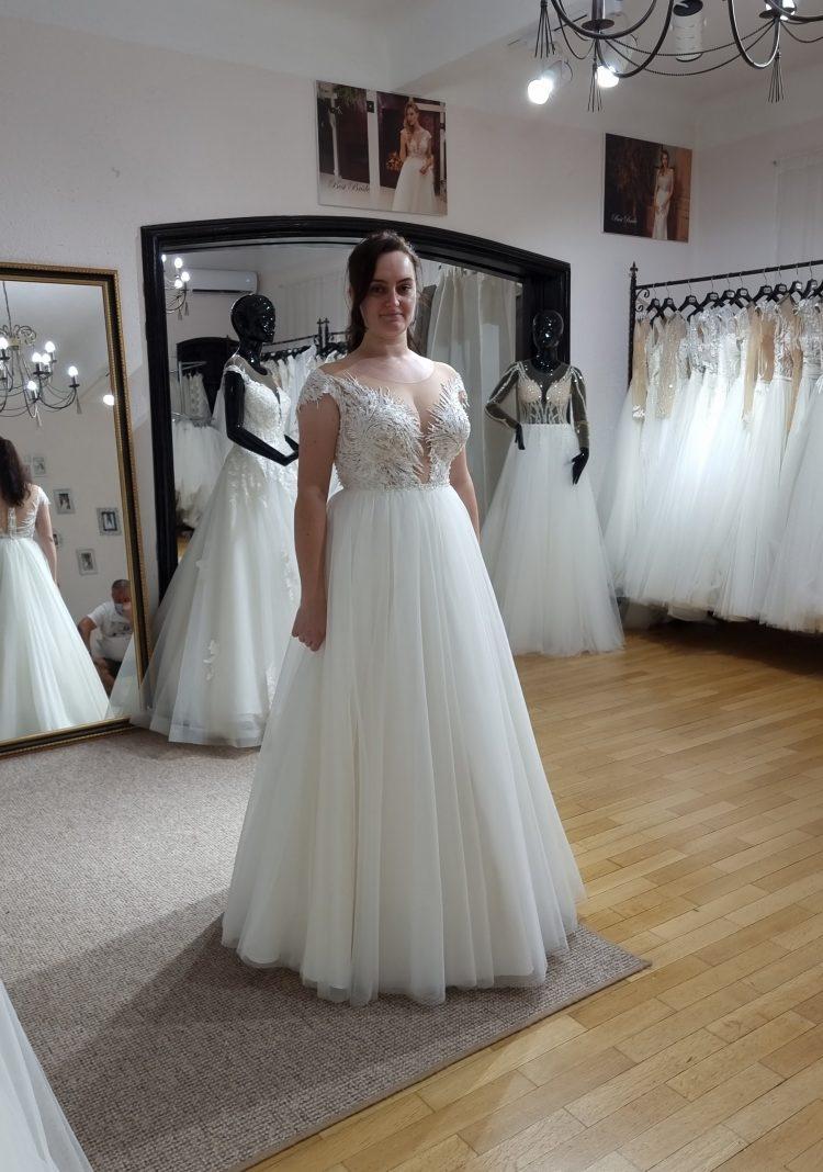 rochie de mireasa Bucuresti