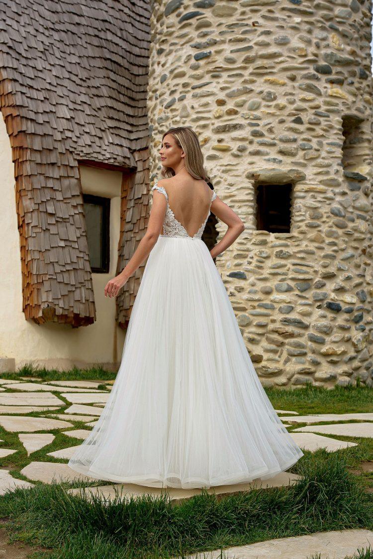 rochie de mireasa princess