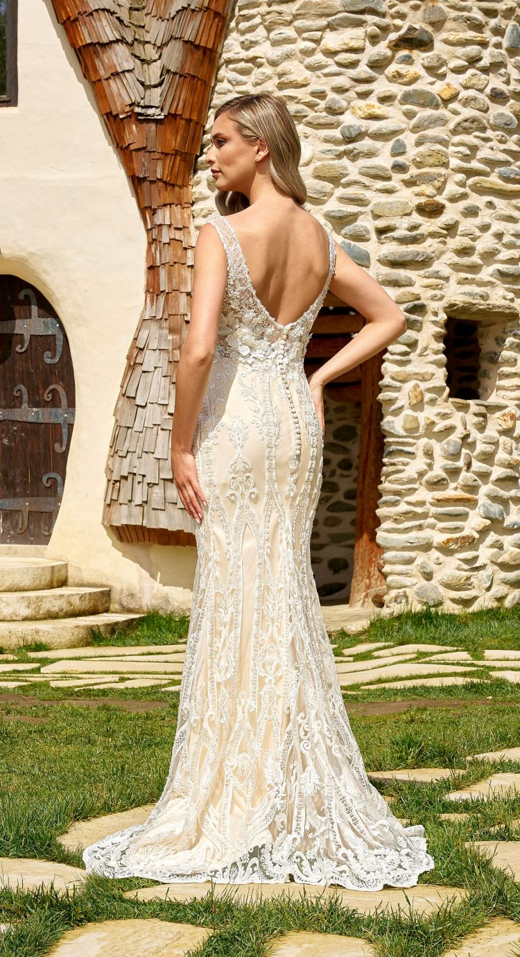 rochii de mireasa stil sirena ieftine bucuresti