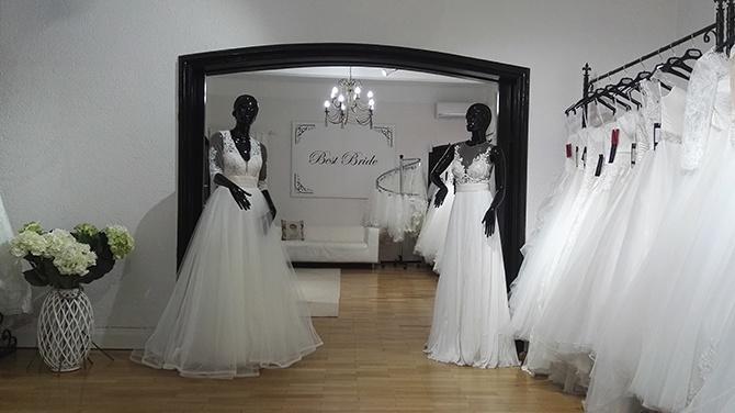 Magazin rochii de mireasa Bucuresti
